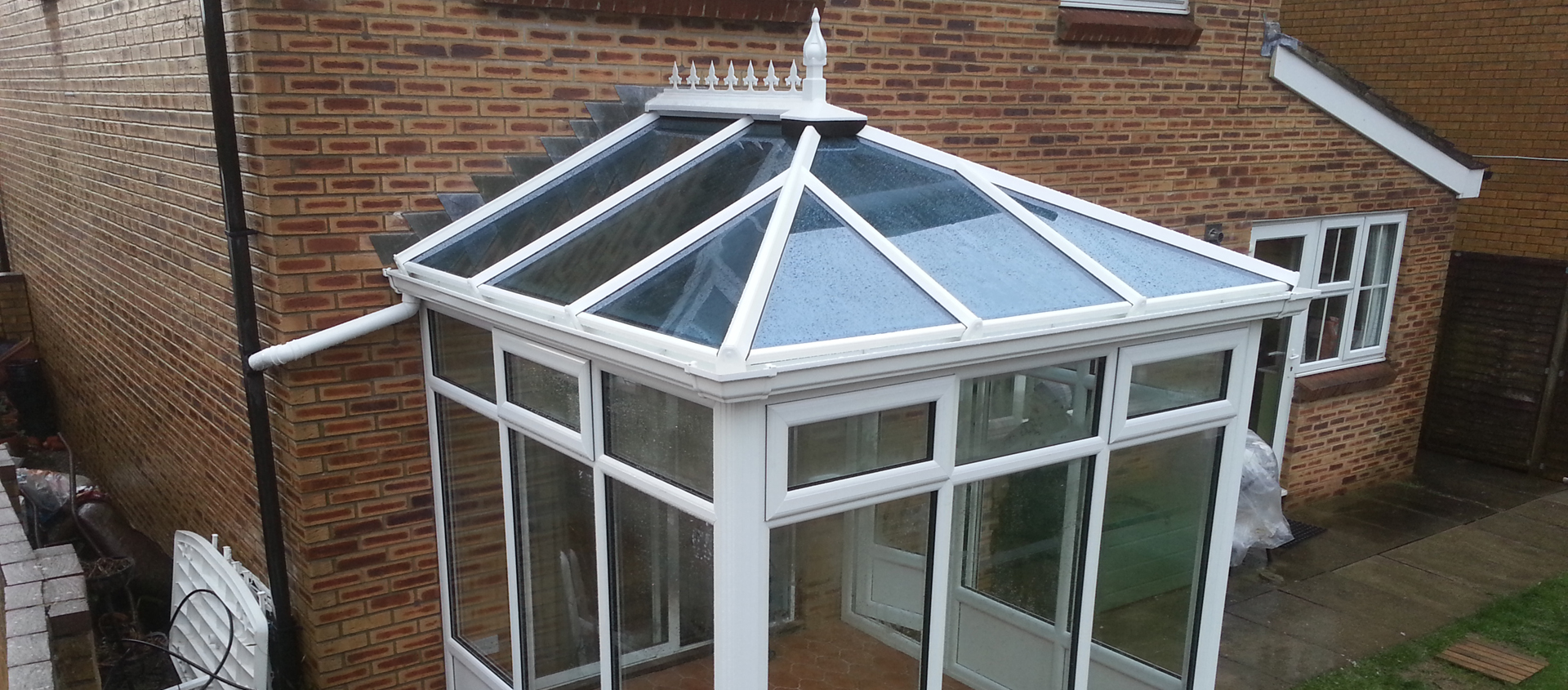 Glass Roof Conservatories