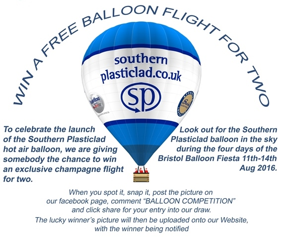 Southern Plasticlad Balloon Flight Competition