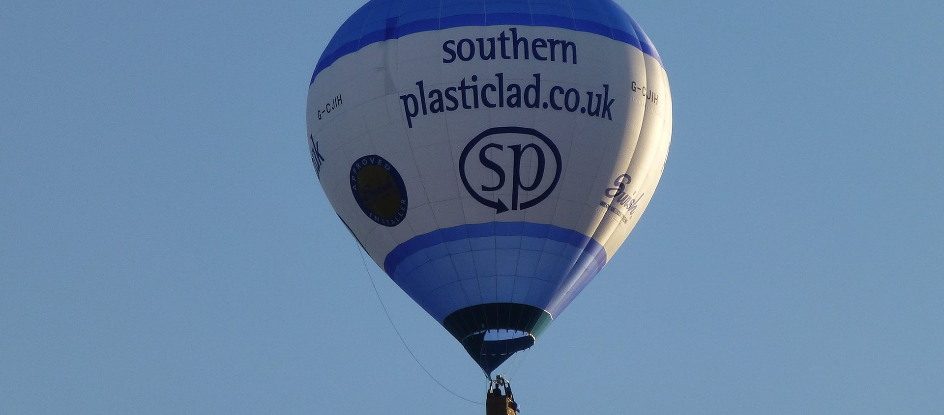 Southern Plasticlad Hot Air Balloon
