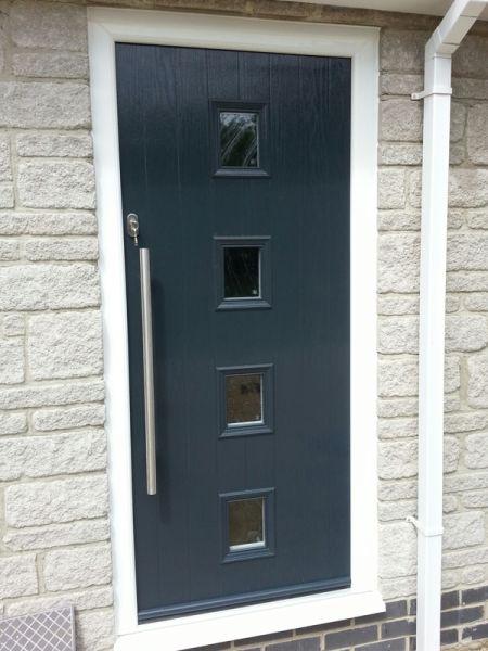 Blue composite door & Southern Plasticlad | Composite Doors | Bristol