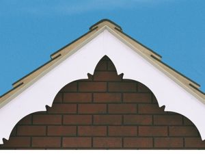Concave Roofing