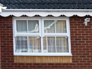 PVCu Sash Window