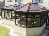 Southern Plasticlad, P shaped Conservatory, Guardian Roof