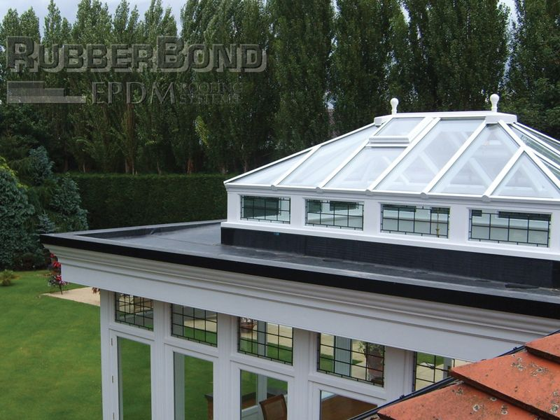 Southern Plasticlad Rubberbond Epdm Flat Roofing Bristol