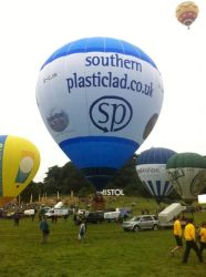 Southern Plasticlad (SP) at Bristol Balloon Fiesta 2016