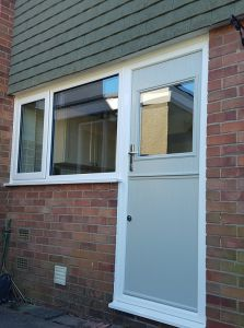 Cottage, Stable Composite Door