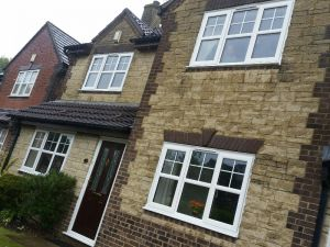 Sash Windows, Composite door
