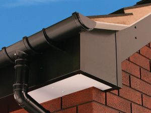 Black Box End Roofing