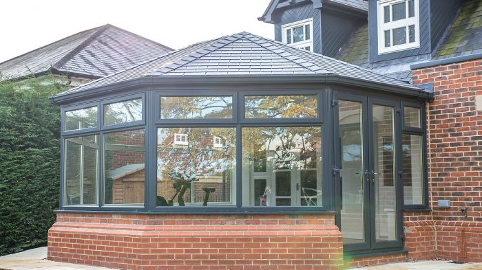 Choosing the right conservatory roof