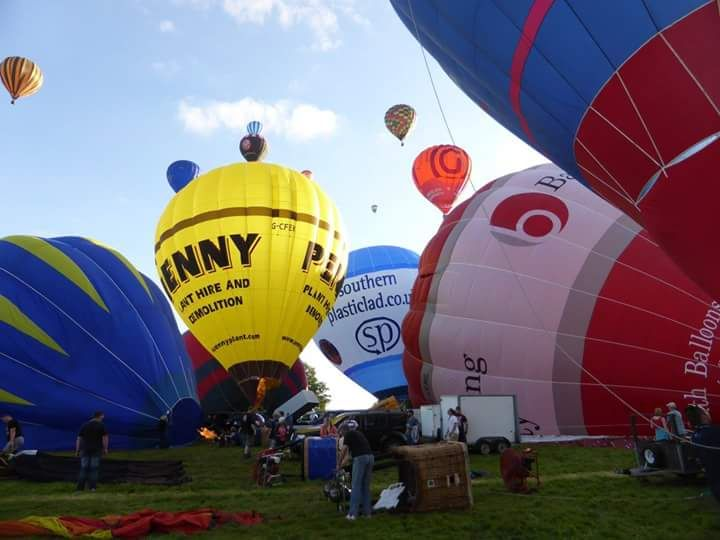 Southern Plasticlad Balloon Flight Competition Winner