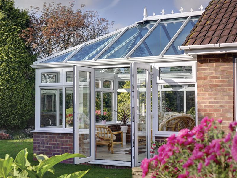 Southern Plasticlad Glass Roof Conservatories Bristol